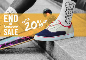 Shop End-of-Summer Blowout: Footwear