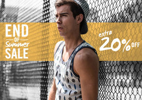 Shop End-of-Summer Blowout: Apparel