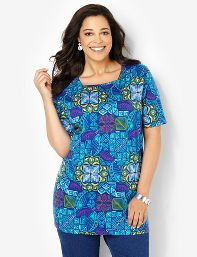 Reflections Tunic