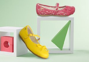 Prim & Proper: Girls' Mary Janes