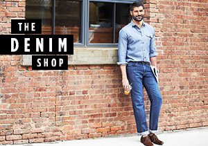 The Denim Shop: Agave Denim