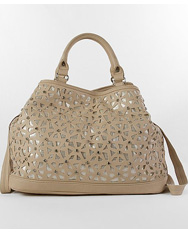 Luxcessories Cut-Out Purse