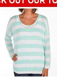 Daytrip Slub Fabric Sweater