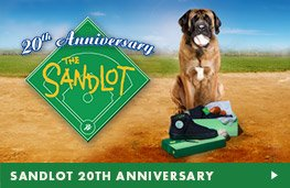 Sandlot 20th Anniversary Shoe