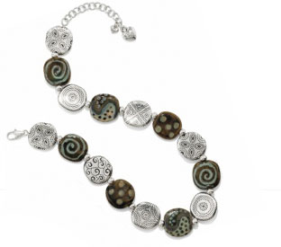 Kzuri Bead necklace