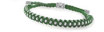 Color cable bracelet