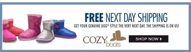 Cozyboots.com