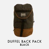 Duffel Back Pack