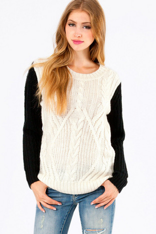 WHERGO MY ELBOW SWEATER 39