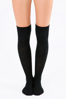 THIGH HIGH TIME SOCK 12