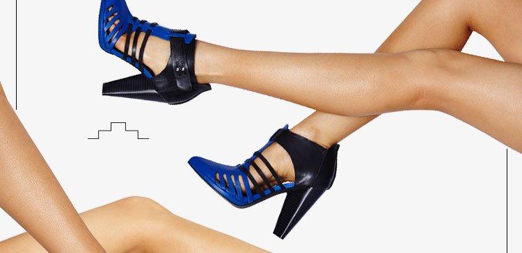 Let your shoe-freak fly
