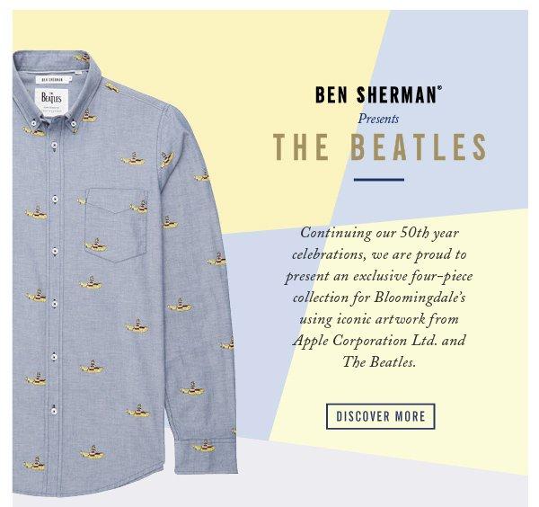Ben Sherman Presents The Beatles
