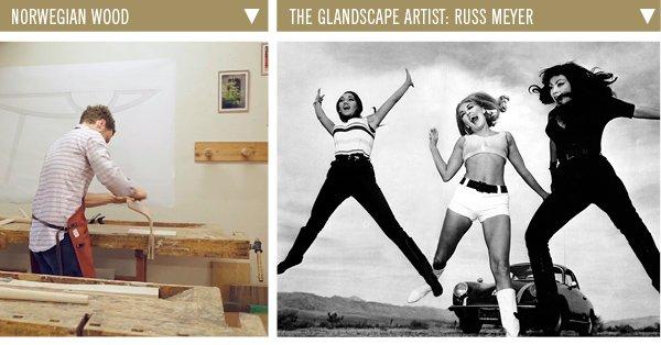 Norwegian Wood | The Glandscape Artist: Russ Mehyer
