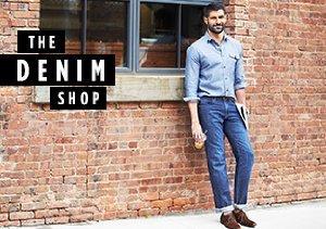 The Denim Shop: Agave Denim