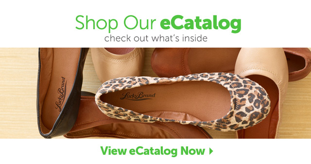 Shop Our eCatalog - check out what's inside - View eCatalog Now