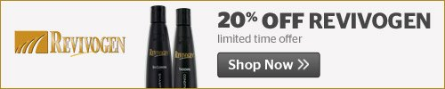 20% off Revivogen