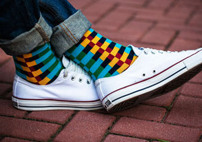 Shop Brightly Patterned Sock Packs & More