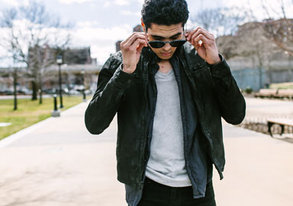 Shop Leather Jackets ft. Vintage Styles