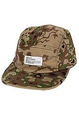 The Fulton Hat in Tan Camo