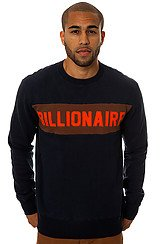 The Base Camp Crewneck in Total Eclipse