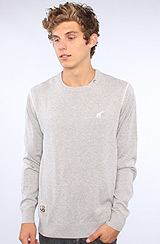 The Core Collection Crewneck Sweater in Ash Heather