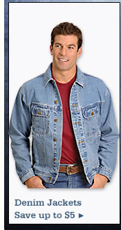 Men's Demin Jackets