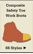 All Safety Toe Work Boots on Sale