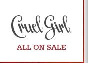 All Womens Cruel Girl Jeans on Sale