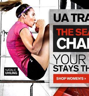 UA TRAINING - SHOP WOMEN'S