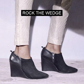 ROCK THE WEDGE