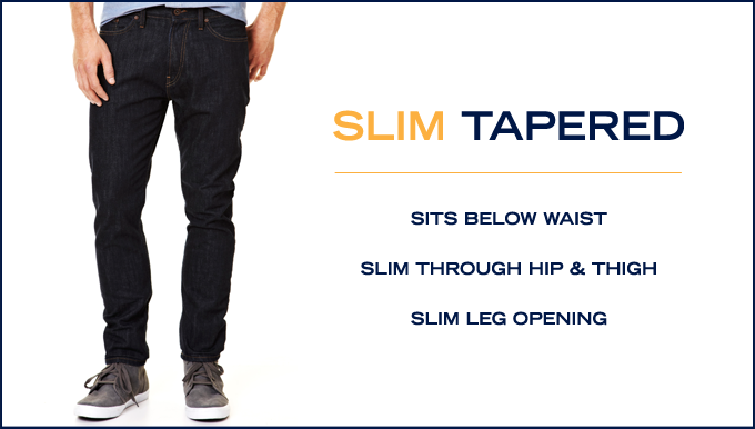Shop Slim Tapered