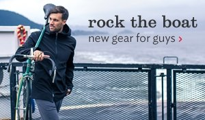 new gear for guys