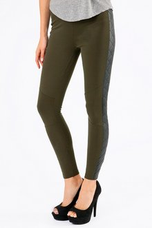 LIVE AND LEARN LEGGINGS 33