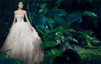 Vera Wang Fall 2013 ad campaign
