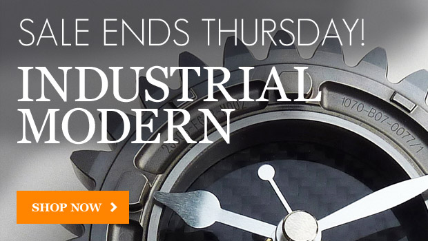 Dot Bo Last Chance Industrial Modern Sale Ends Thursday Up to
