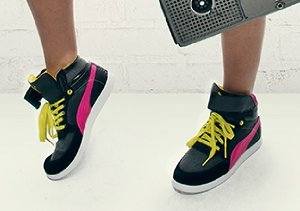 Shoes and Apparel from PUMA