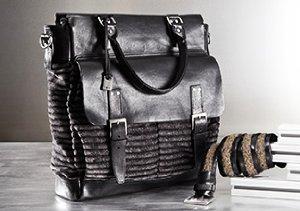 John Varvatos: Belts, Bags & More