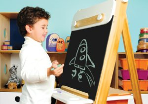 Activity Time: Arts & Crafts Corner