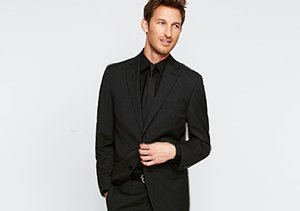 Calvin Klein Suiting