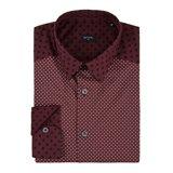 Damson Regent Spot Print Shirt
