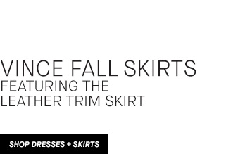Shop Dresses + Skirts