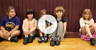 When it comes to giving, there's no place like home. Play video