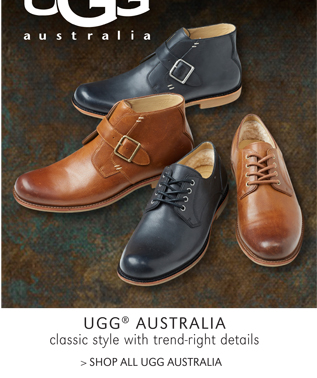 UGG® AUSTRALIA | CLASSIC STYLE WITH TREND-RIGHT DETAILS | SHOP ALL UGG AUSTRALIA