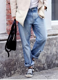 A Street Style Denim Look For Every Day Of The Month