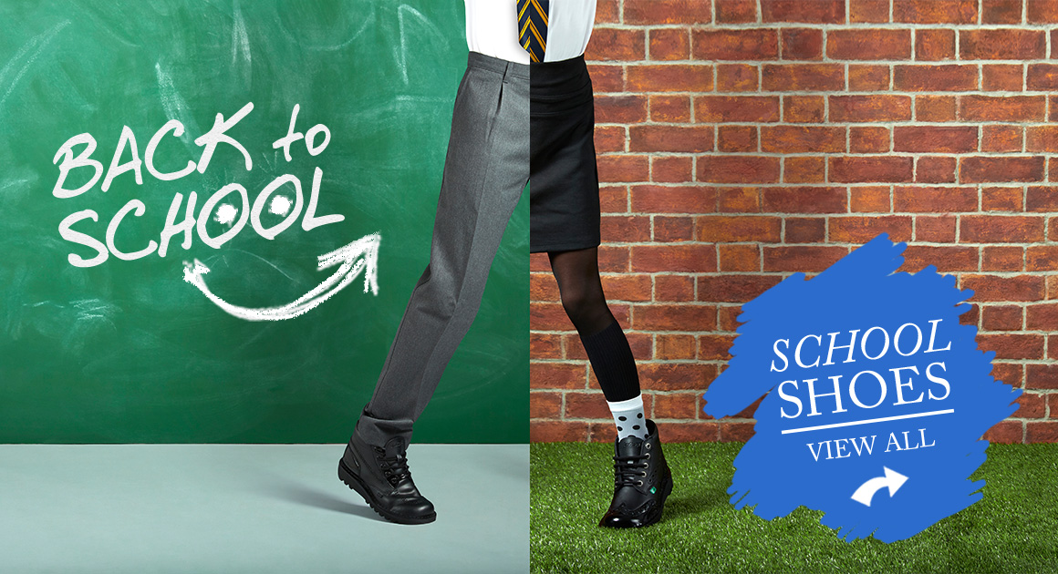 Shop All School Shoes