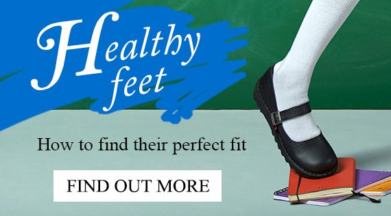 Healthy Feet blog