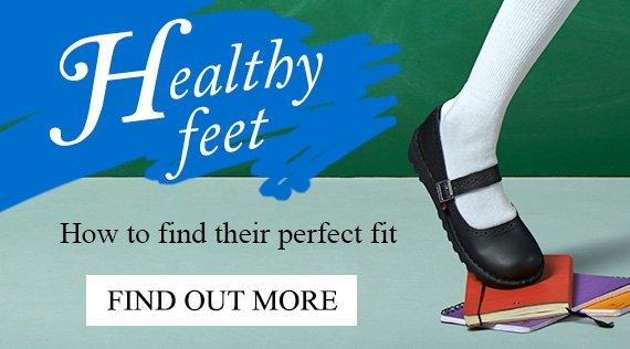 Healthy Feet blog