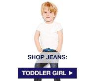 SHOP JEANS: TODDLER GIRL