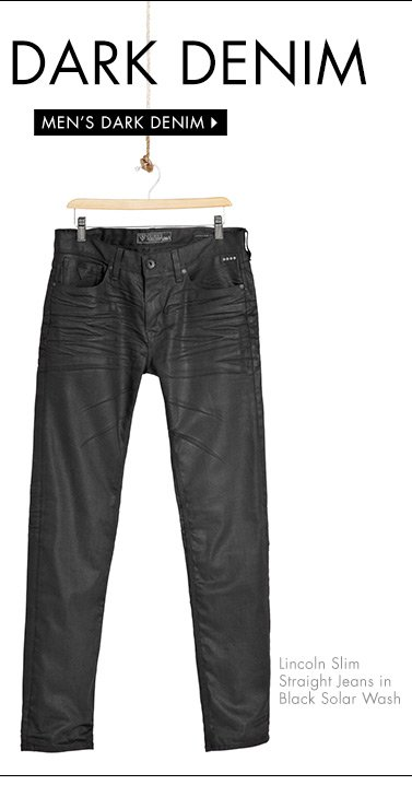 Shop Men's Dark Denim