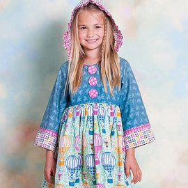 Print Perfection: Girls' Apparel